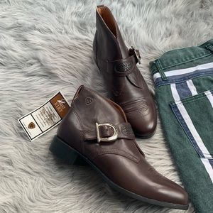 NWT Ariat 'Juliet' Ankle Boots